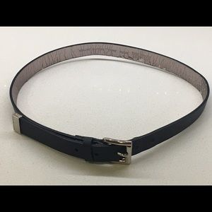 Blue Michael Kors belt